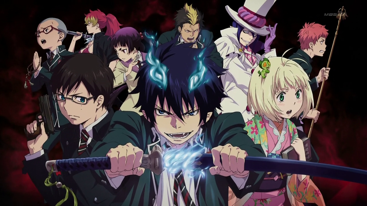 Music Song Ao no Exorcist