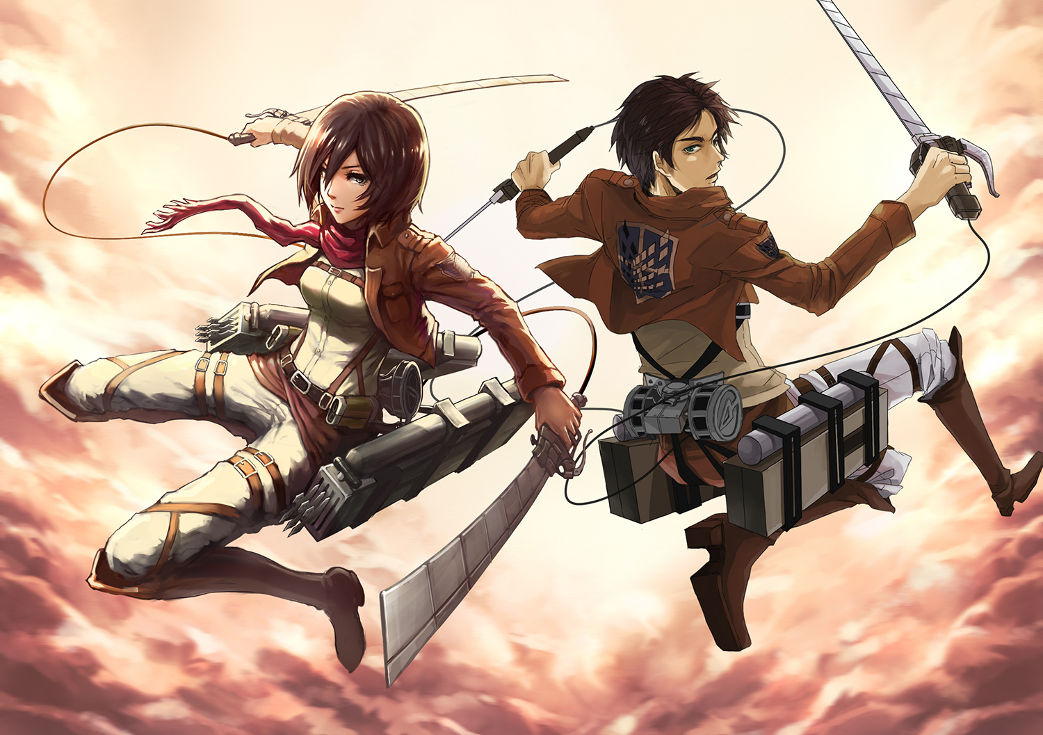 Music Song Shingeki no Kyojin