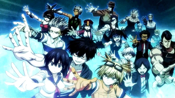 Music Song Blood Lad