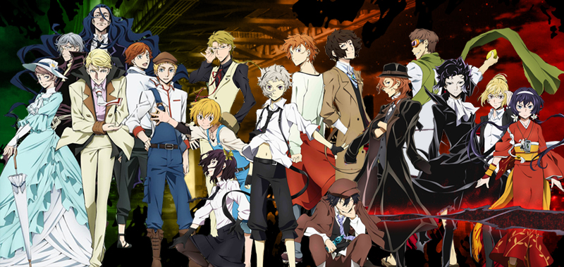 Music Song Bungou Stray Dogs