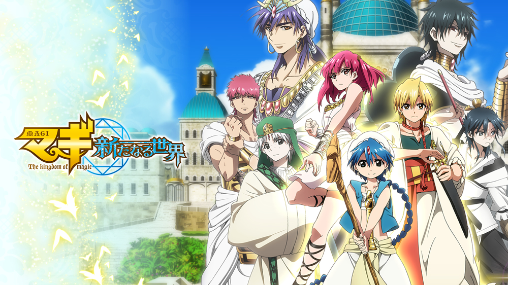 Music Song Magi: The Kingdom of Magic