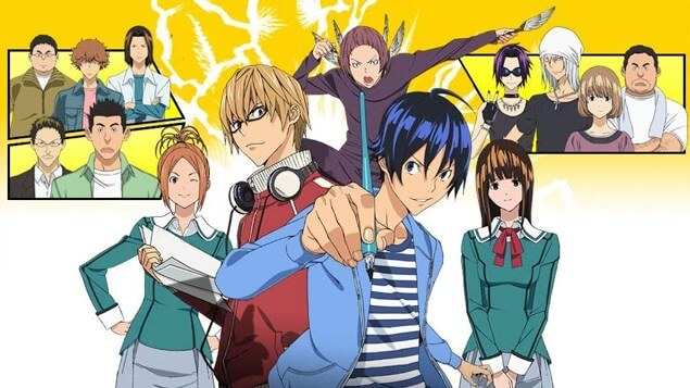 Music Ost Bakuman Season 2