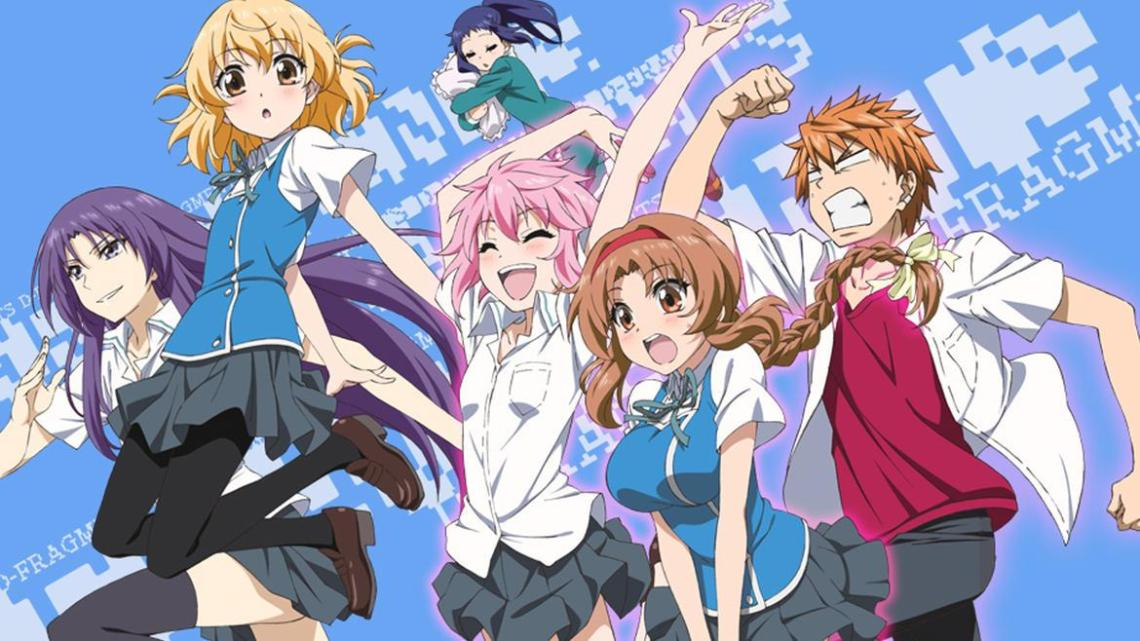 Download Ost Anime D-Frag! Full Version