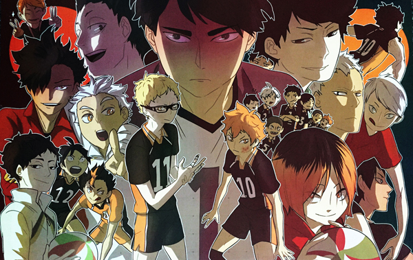 Anime Ost Haikyuu!! Season 2 Full Version