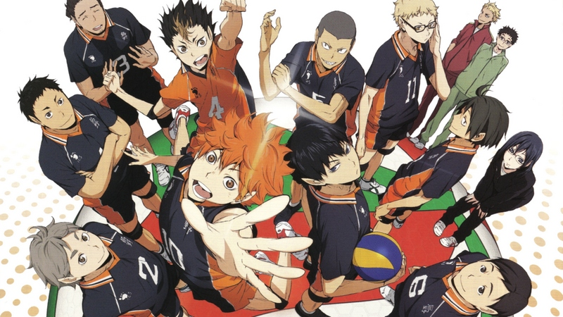 Music Song Haikyuu