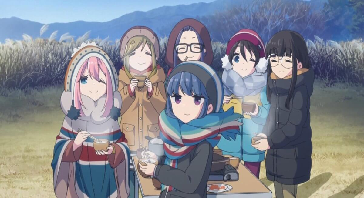 Anime Yuru Camp OST