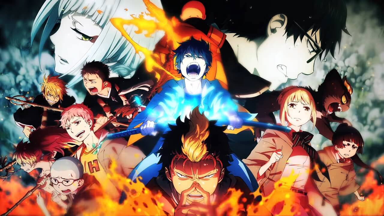 Anime Ao no Exorcist Season 2 OST