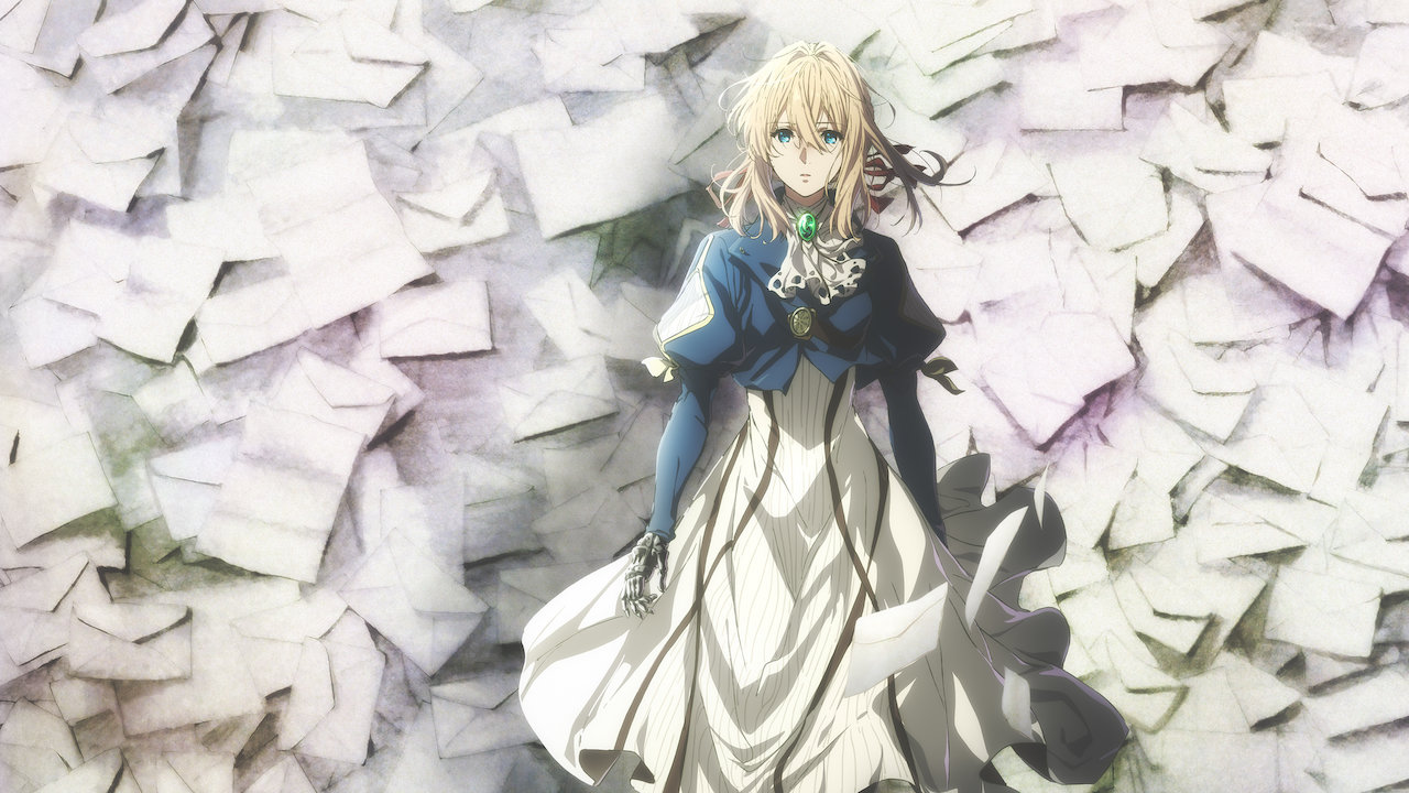 Music Song Violet Evergarden