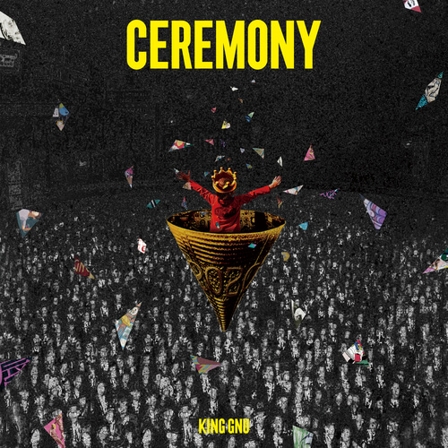 Album King Gnu Ceremony Full Version