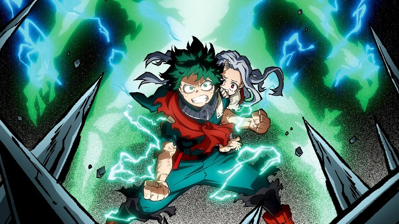 Music Insert Song Boku no Hero Academia Season 4